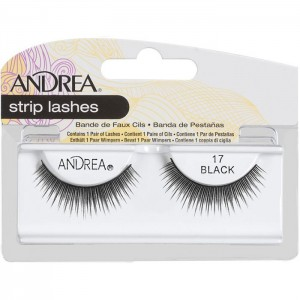 Andrea-Strip-Lashes-#17-lashes