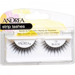 Andrea-Strip-Lashes-#19-lashes