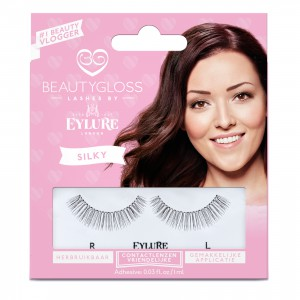 Eylure x Beautygloss Wimpers - Silky
