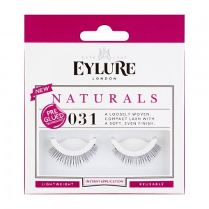 Eylure Wimpers - Naturals Pre-Glued 031