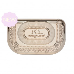 House of Lashes - Precious Gem Case Champagne Gold