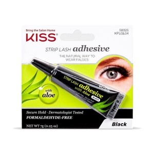 e44029fc690 Quick View · Kiss Strip Lash Adhesive met Aloe (donker) ...