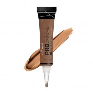 L.A. Girl HD PRO Conceal - Chestnut