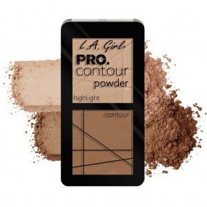 L.A. Girl PRO Contour Powder Highlighter/Bronzer
