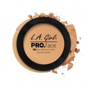 L.A. Girl HD Pro Face Pressed Powder - Classic Tan