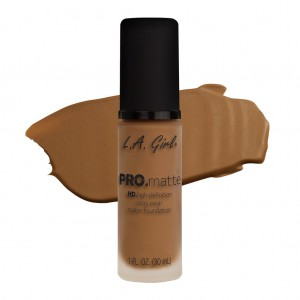 L.A. Girl PRO Matte Foundation Cafe