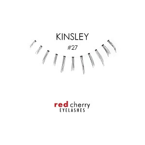 Red Cherry Lashes #27