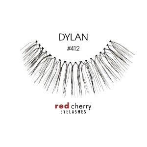 Red Cherry Lashes #412