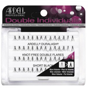 Ardell Double Individuals Knot-Free Flares - Short