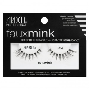 Ardell Faux Mink Lashes - #814