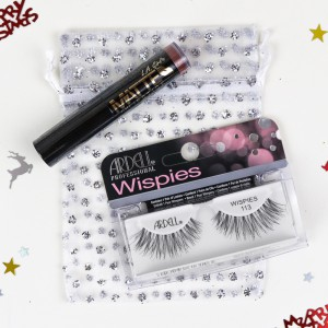 Ardell Lashes & L.A. Girl Lipstick Gift Set