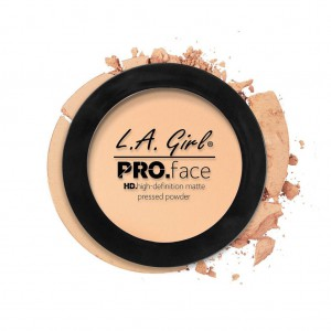 L.A. Girl HD Pro Face Pressed Powder - Porcelain