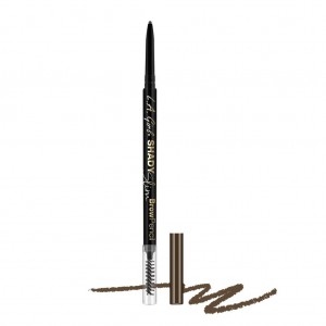 L.A. Girl Shady Slim Brow Pencil - Medium Brown