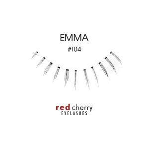 Red Cherry Lashes #104
