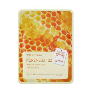 Tony Moly Pureness 100 Propolis Sheet Mask