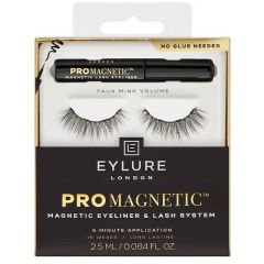 Eylure ProMagnetic Liner & Faux Mink Volume Lashes