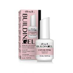 IBD Building Gel Cover Pink 14 ml