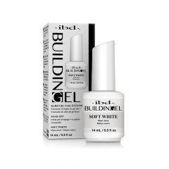 IBD Building Gel Soft White 14 ml