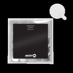 Jacky M Adhesive Sticker 250 pcs