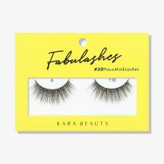 Kara Beauty 3D Faux Mink Lashes A110