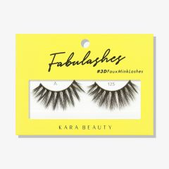 Kara Beauty 3D Faux Mink Lashes A125