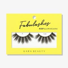 Kara Beauty 3D Faux Mink Lashes A128