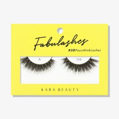 Kara Beauty 3D Faux Mink Lashes A129