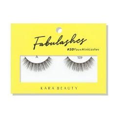 Kara Beauty 3D Faux Mink Lashes A109