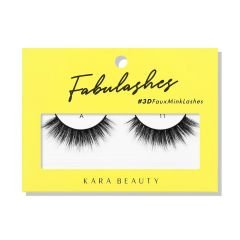 Kara Beauty 3D Faux Mink Lashes A11