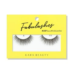 Kara Beauty 3D Faux Mink Lashes A111