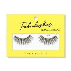 Kara Beauty 3D Faux Mink Lashes A114