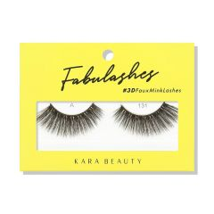 Kara Beauty 3D Faux Mink Lashes A131