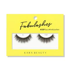 Kara Beauty 3D Faux Mink Lashes A132