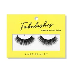 Kara Beauty 3D Faux Mink Lashes A17