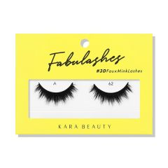Kara Beauty 3D Faux Mink Lashes A62