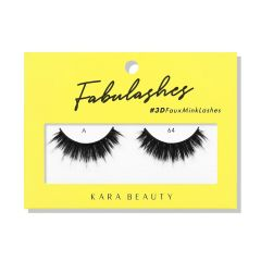 Kara Beauty 3D Faux Mink Lashes A64