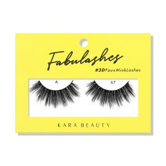 Kara Beauty 3D Faux Mink Lashes A67