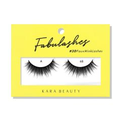 Kara Beauty 3D Faux Mink Lashes A68
