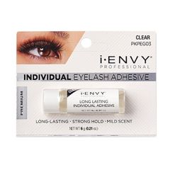 Kiss i-ENVY Professional Individual Eyelash Adhesive Clear 6 g