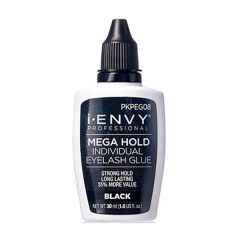 Kiss i-ENVY Professional Mega Hold Individual Eyelash Adhesive Dark 30 ml