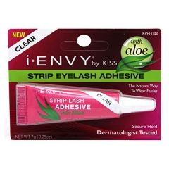 Kiss i-ENVY Strip Eyelash Adhesive (transparant)