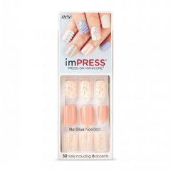 Kiss imPRESS Press-on Manicure Night Fever