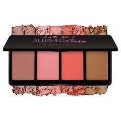 LA Girl Fanatic Blush Palette Blushed Babe