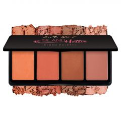 L.A. Girl Fanatic Blush Palette - Island Hottie