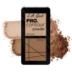 LA Girl PRO Contour Powder Highlighter/Bronzer