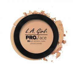 L.A. Girl HD Pro Face Pressed Powder - Buff