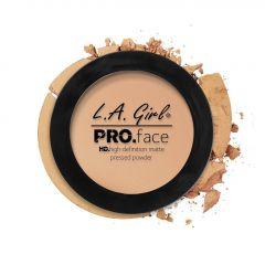 L.A. Girl HD Pro Face Pressed Powder - Nude Beige