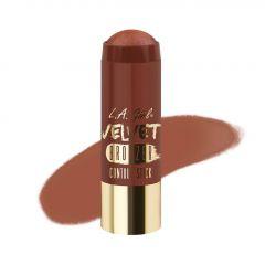 LA Girl Velvet Contour Bronzer Stick Brazen