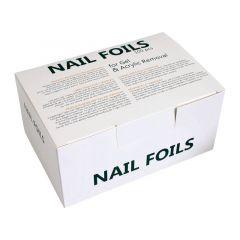 Nailphora Nail Foils 100 pcs