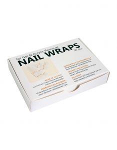 Nailphora Nail Remover Wraps 50 pcs